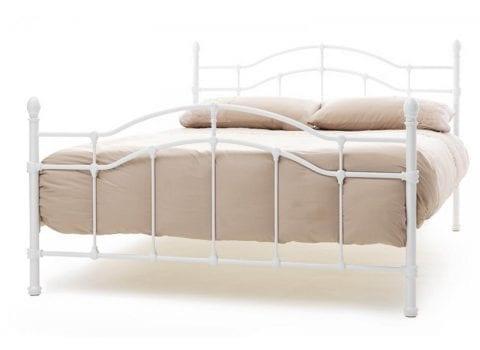 Paris Stylish Metal Bed Frame