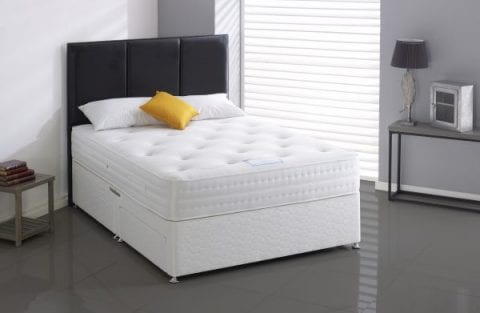 Moresleep Novaro Open Coil Mattress-0