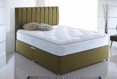 Highgrove Pillow cloud 3000 mattress -0