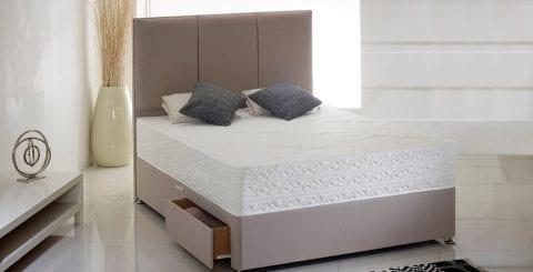 Natural Purity 1500 pocket mattress -0