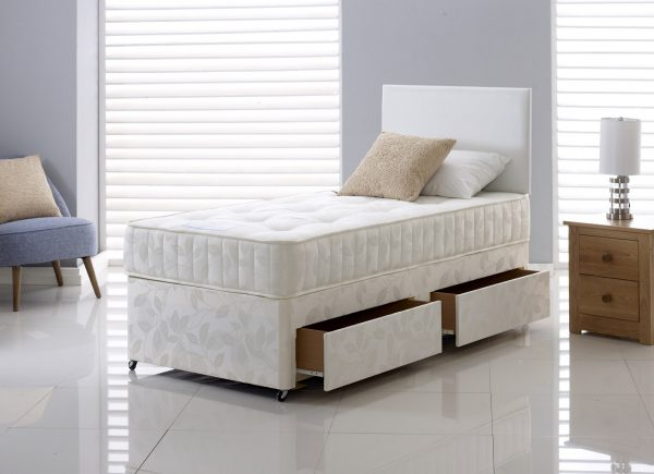 Turin Orthopaedic Open Coil Mattress -0