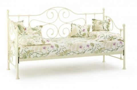 Florence Day Bed Ivory-0