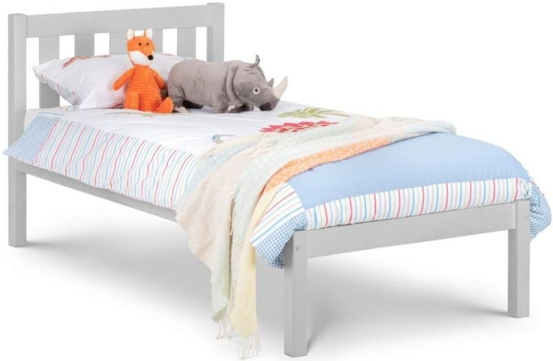 Luna Dove Grey Bedframe-0