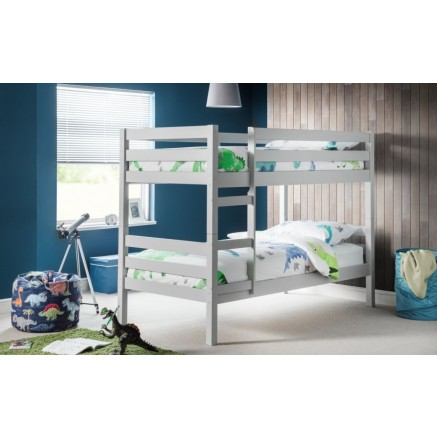 Camden Bunk Bed in dove grey-0