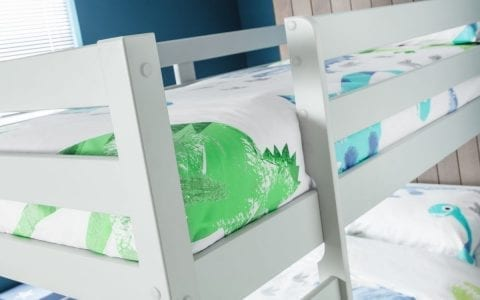 Camden Bunk Bed in dove grey-3685