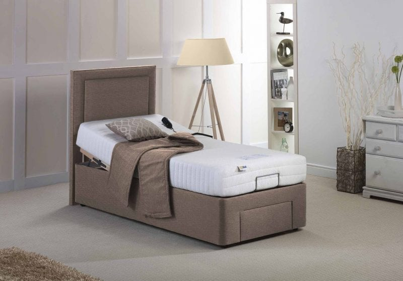 Broncroft Latex electric bed-0