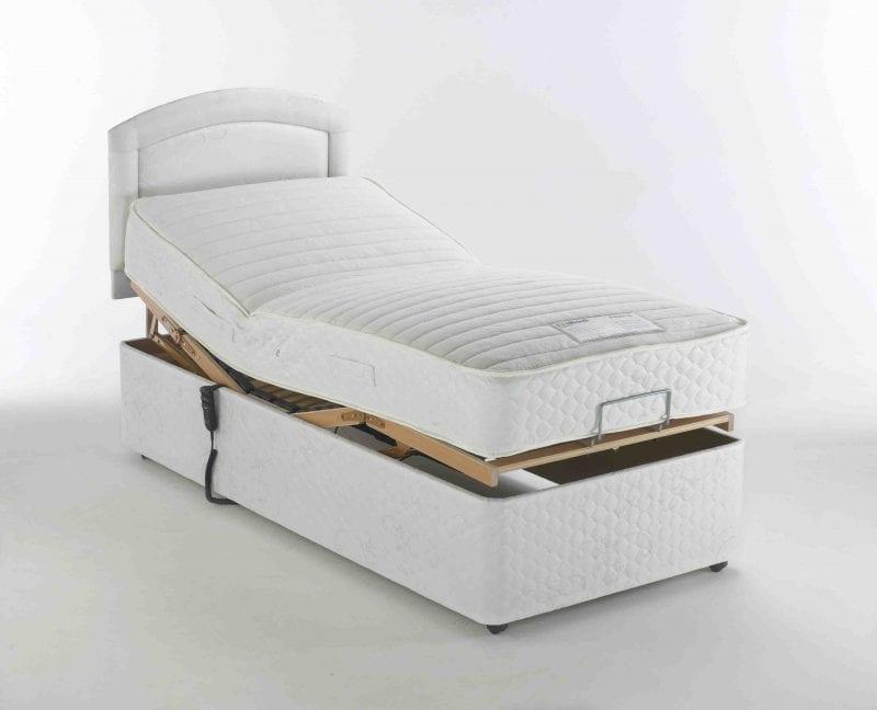 Starter Pocket sprung electric bed -0