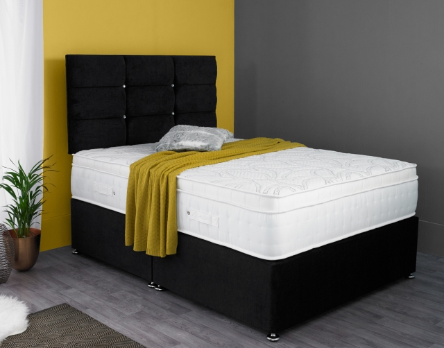 Sterling Memory and Coil Mattress -0
