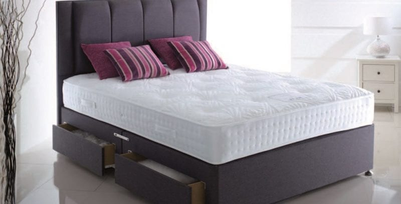 Highgrove Halston 1,000 Soft Pocket Mattress -0