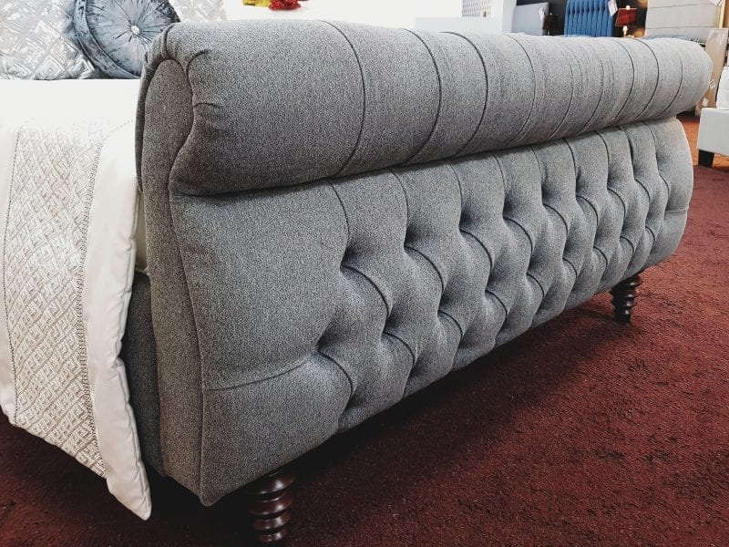 Revival Hand Made Scroll Bed-3641