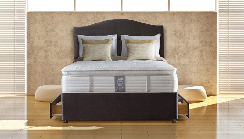 Sealy Madison Gel Divan -0
