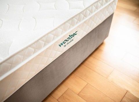 Wooltec 1,500 Pocket Mattress -3643