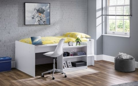 Study Storage Bed -0