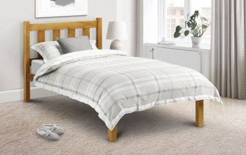 POP Solid Pine Shaker Bed -3821