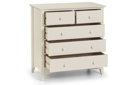 Cameo 3+2 Chest of Drawers -4065