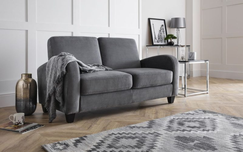 Vivianne Dusk Grey Sofa bed -0