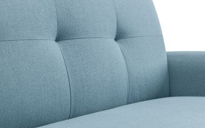 Monsoon Modern Sofa Bed in Blue -4183