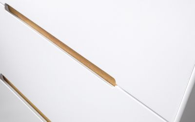 Alicia 2 Door 2 Drawer Wardrobe -4050