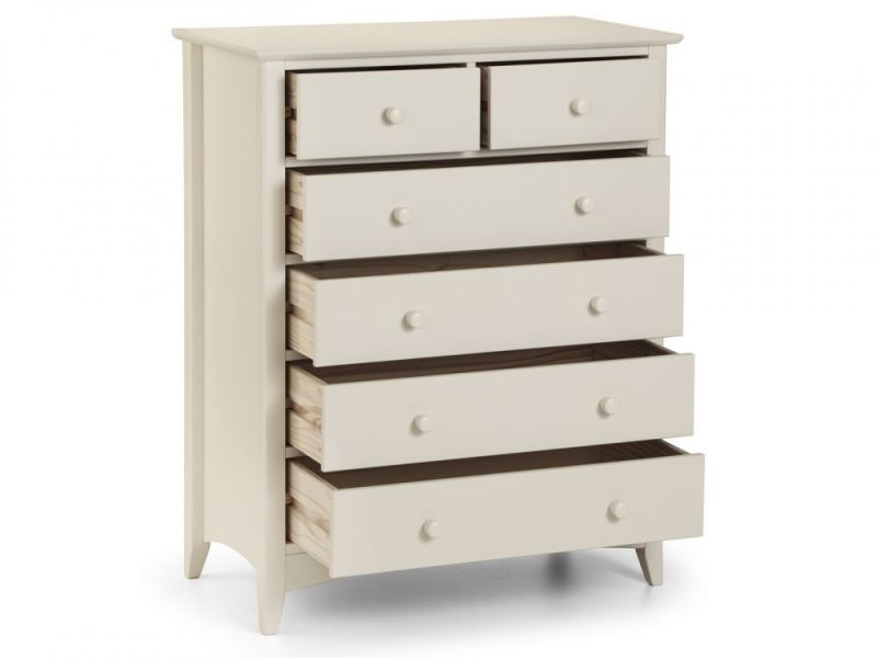 Cameo 4+2 Chest of Drawers -4068