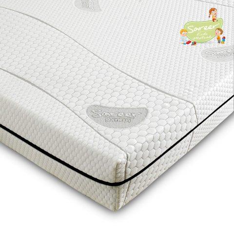 Childrens Memory Foam Mattress -0