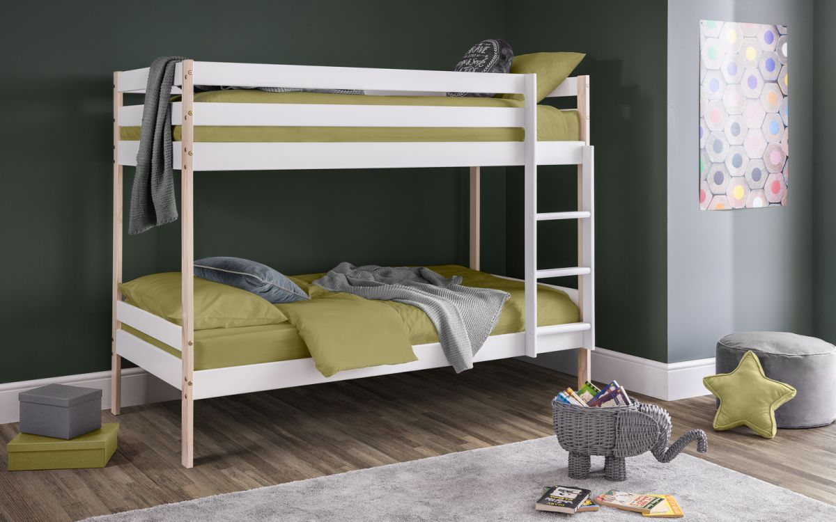 Aster Modern Bunk Bed All About Beds