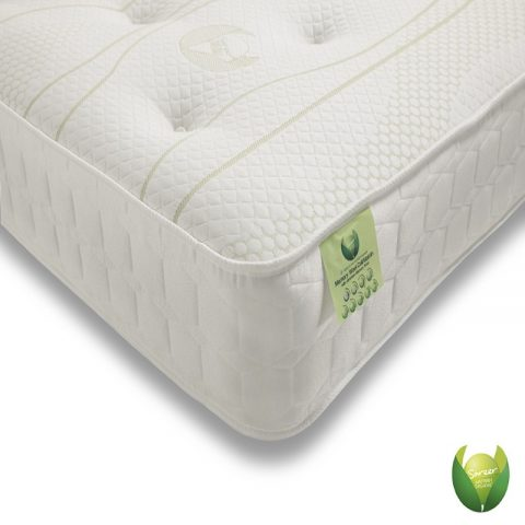 Memory wool and Pocket Mattress -0