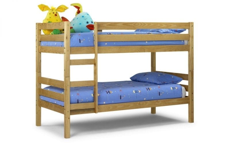 Wyo Bunk Bed Solid Pine -0