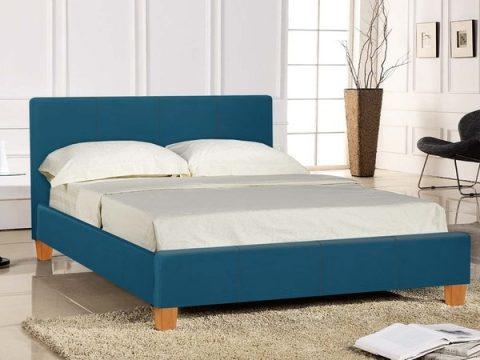 Prado Blue Bed Frame-0