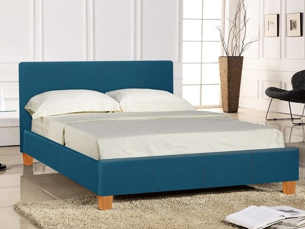 Prado Blue Bed Frame-0