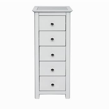 Stire 5 Drawer Narrow Chest -0