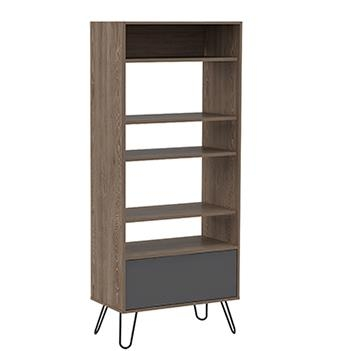 Vincent Modern Display Bookcase -0